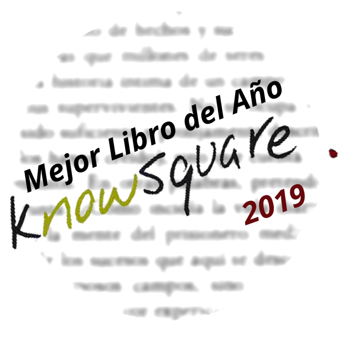 Mundo Orwell, ganador Premios Know Square 2019